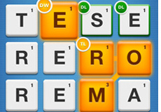 Ruzzle for ipad and iOS devices